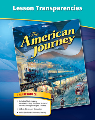 The American Journey, Lesson Transparencies