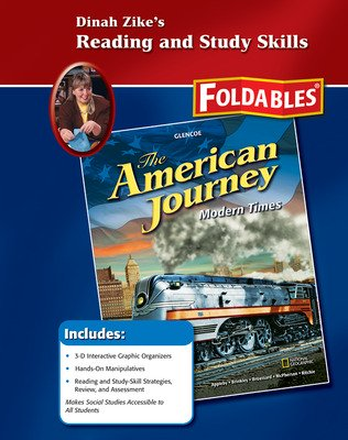 The American Journey, Modern Times, Reading and Study Skills Foldables