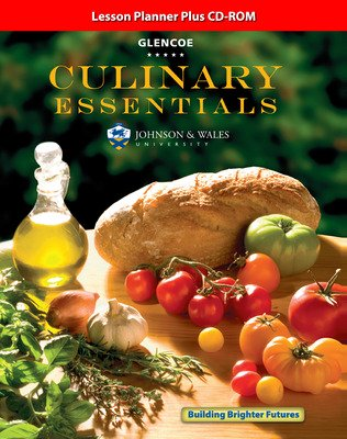 Culinary Essentials, Lesson Planner Plus CD-ROM