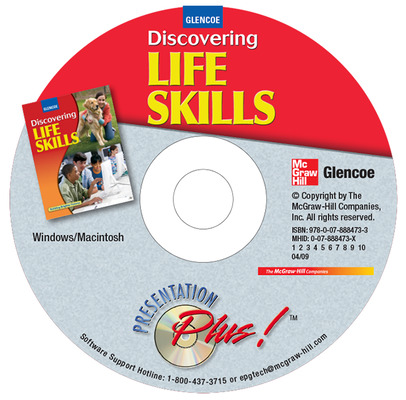 Discovering Life Skills, Presentation Plus CD-ROM