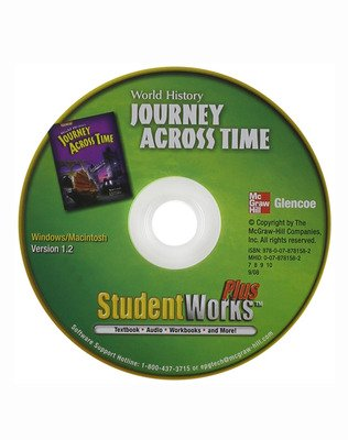 Journey Across Time, StudentWorks Plus CD-ROM