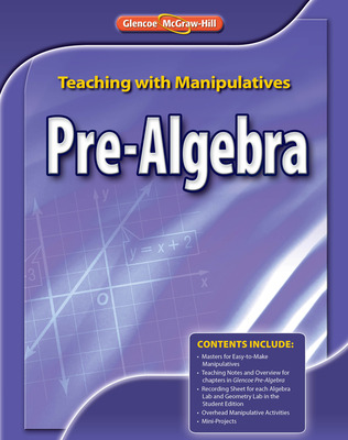 Pre-Algebra, Teaching Mathematics with Manipulatives