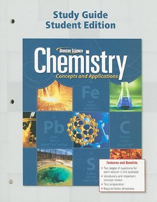 Chemistry: Concepts & Applications, Study Guide, Student Edition