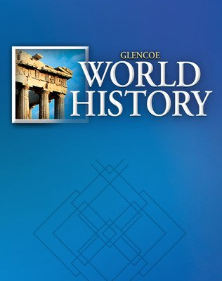 Glencoe World History, Spanish Reading Essentials and Note-Taking Guide