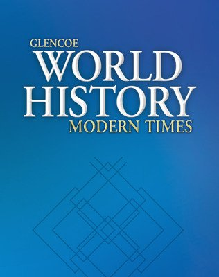 Glencoe World History: Modern Times, Spanish Summaries and Activities