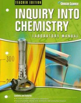 Chemistry: Matter & Change, Inquiry into Chemistry