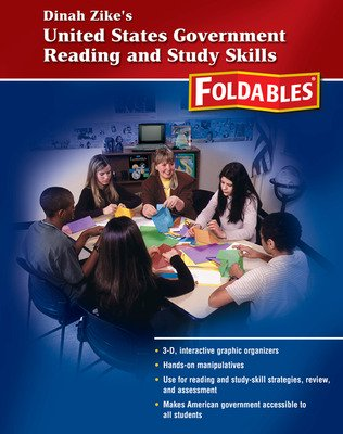 United States Government, Reading and Study Skills Foldables