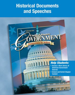 United States Government: Democracy in Action, Historical Documents and Speeches