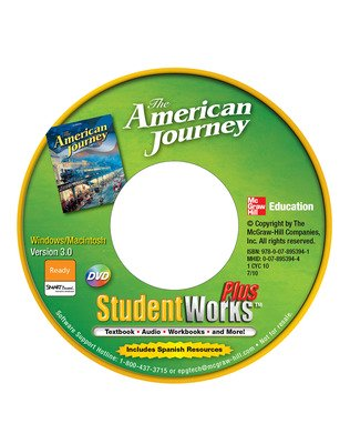 The American Journey, StudentWorks Plus DVD