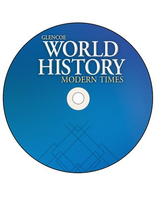 Glencoe World History: Modern Times, TeacherWorks Plus DVD