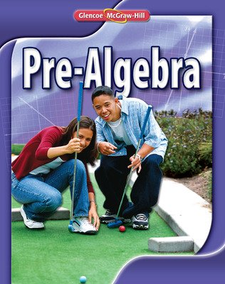 Glencoe Pre-algebra online Student Edition 6 year subscription
