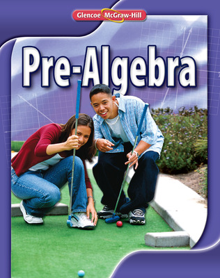 Pre-Algebra, Online Teacher Edition, 1-Year Subscription