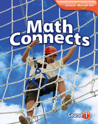 Math Connects, Course 1 Study Notebook, TAE