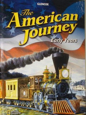 The American Journey: Early Years, Student Edition