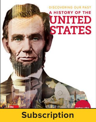 Discovering Our Past: A History of the United States, Student Learning Center, 7-year subscription