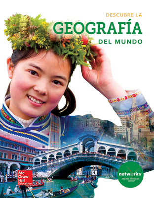 Discovering World Geography, Spanish Student Edition