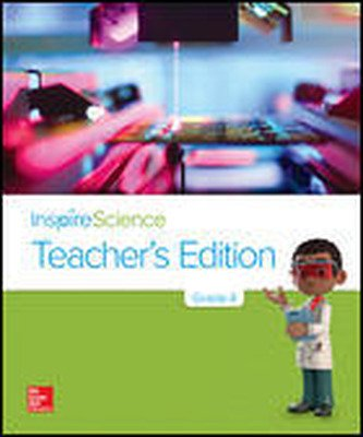 Inspire Science 2.0 Grade 4, Teacher Demonstration Science Kit