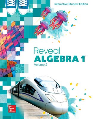 Reveal Algebra 1, Interactive Student Edition, Volume 2