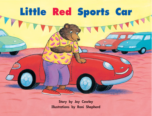Story Basket, Little Red Sports Car, Big Book