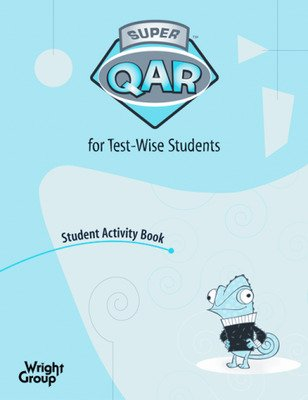Super QAR for Test-Wise Students: Grade 3 Student Activity 5-pack