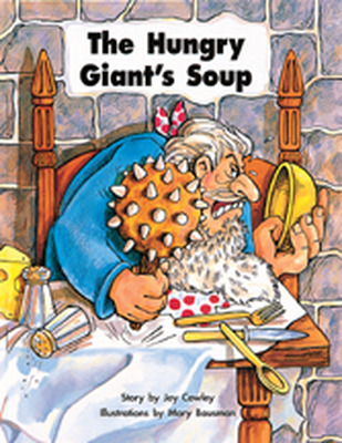 Story Basket, The Hungry Giant's Soup