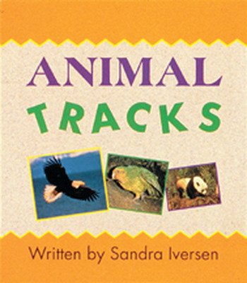 Wonder World, (Level C) Animal Tracks 6-pack