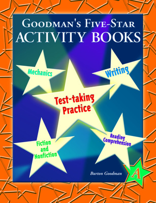 Goodman's Five-Star Stories Activity Books