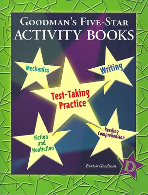 Goodman's Five-Star Stories Activity Books: Level D