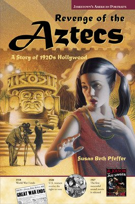 Jamestown's American Portraits  Revenge of the Aztecs Softcover