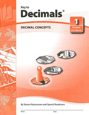 Key to Decimals, Book 1: Decimal Concepts
