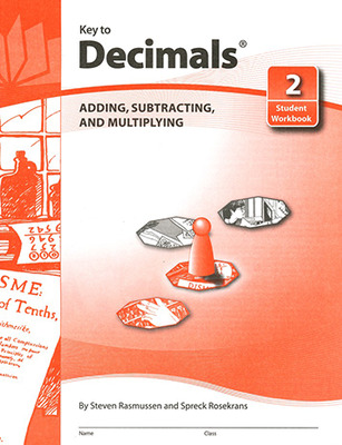 Key to Decimals, Book 2: Adding, Subtracting, and Multiplying