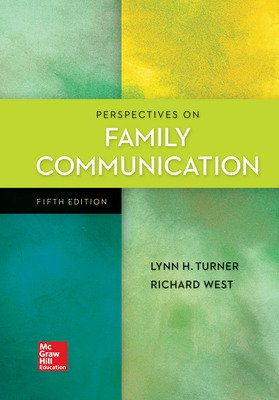 Looseleaf for Perspectives on Family Communication