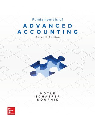 Soft Bound Version for Advanced Accounting