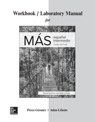 Workbook/Laboratory Manual for MÁS