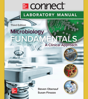 Connect Online Access for Lab Manual for Microbiology Fundamentals