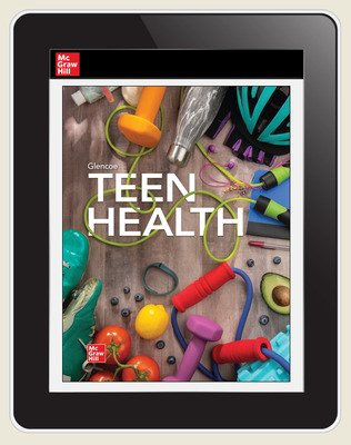 Teen Health, Digital Student Center, 6-year subscription