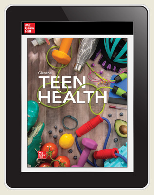Teen Health, Digital Teacher Center, 1-year subscription