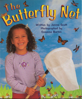 Storyteller, (Level G) The Butterfly Net 6-pack