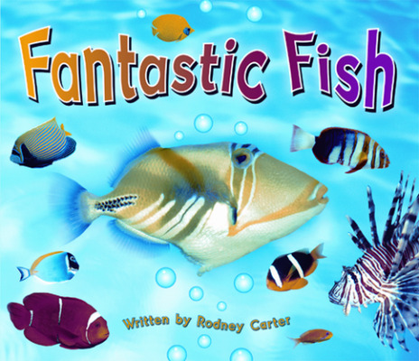 Gear Up, Fantastic Fish, Grade K, Single Copy