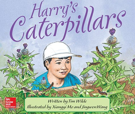 Gear Up, Harry's Caterpillars, Grade 2, Single Copy
