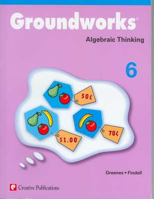 Groundworks Algebraic Thinking