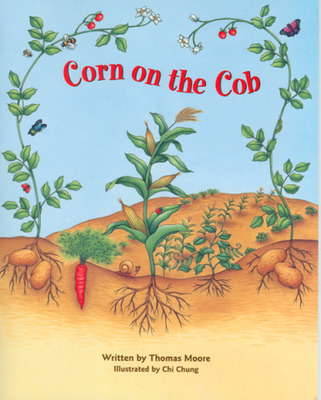 Corn on the Cob Little Book 6-Pack - English