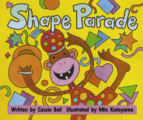 Gear Up, (Level A) Shape Parade, 6-pack
