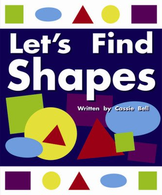 Gear Up, (Level A) Let's Find Shapes, 6-pack