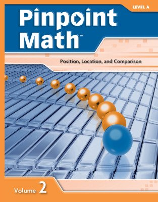 Pinpoint Math Grade 1/Level A, Student Booklet Volume II (5-pack)