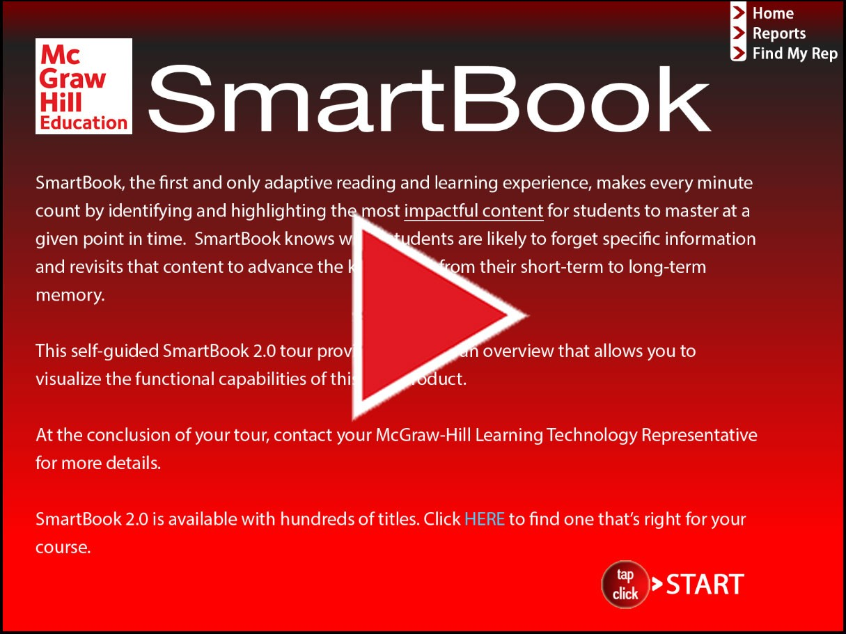 SmartBook Demo