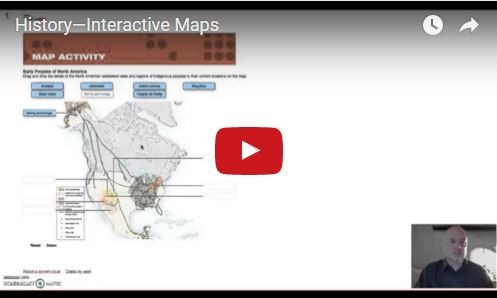 History-Interactive Maps Video