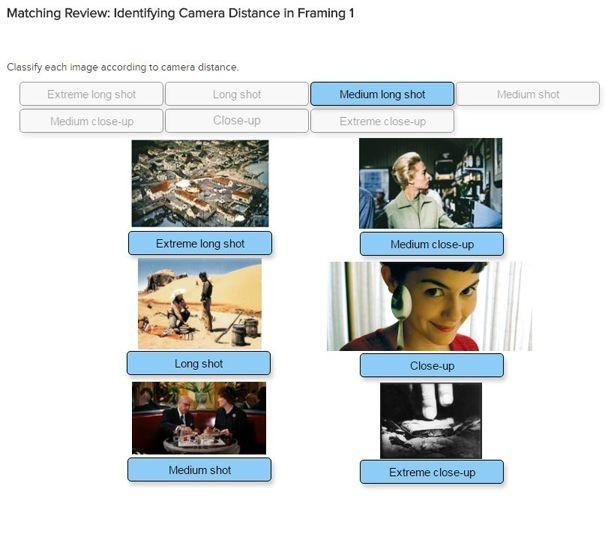 Film Appreciation Interactive Film Activities Screenshot