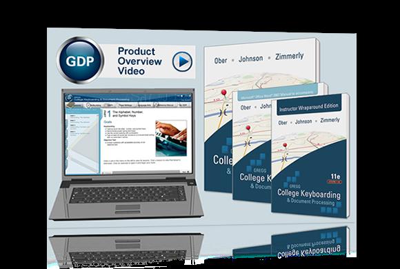 GDP screenshot and logo