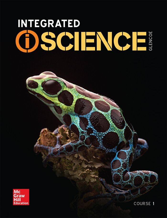 Integrated iScience Course 1 Cover